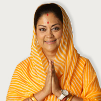 Cheif Minister of Rajasthan